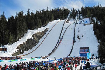 Skispringen Willingen